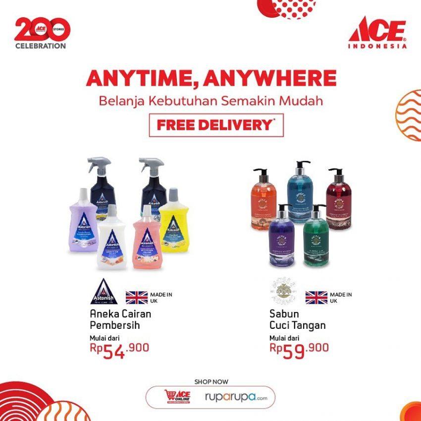 Promo Ace Hardware Hari Ini Di Instagram 26 Maret 2020 Promo Produk