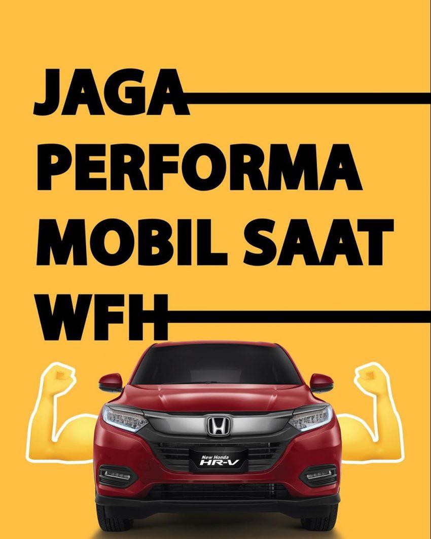 Promo Honda Indonesia Hari Ini 5 April 2020 5 April 2020 pukul 12:07