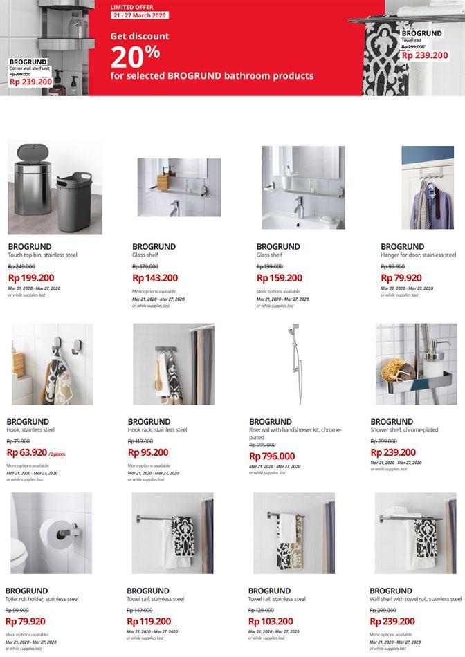 Katalog Promo Ikea Jakarta Timur Hari Ini 23 Maret 2020 Promo Produk