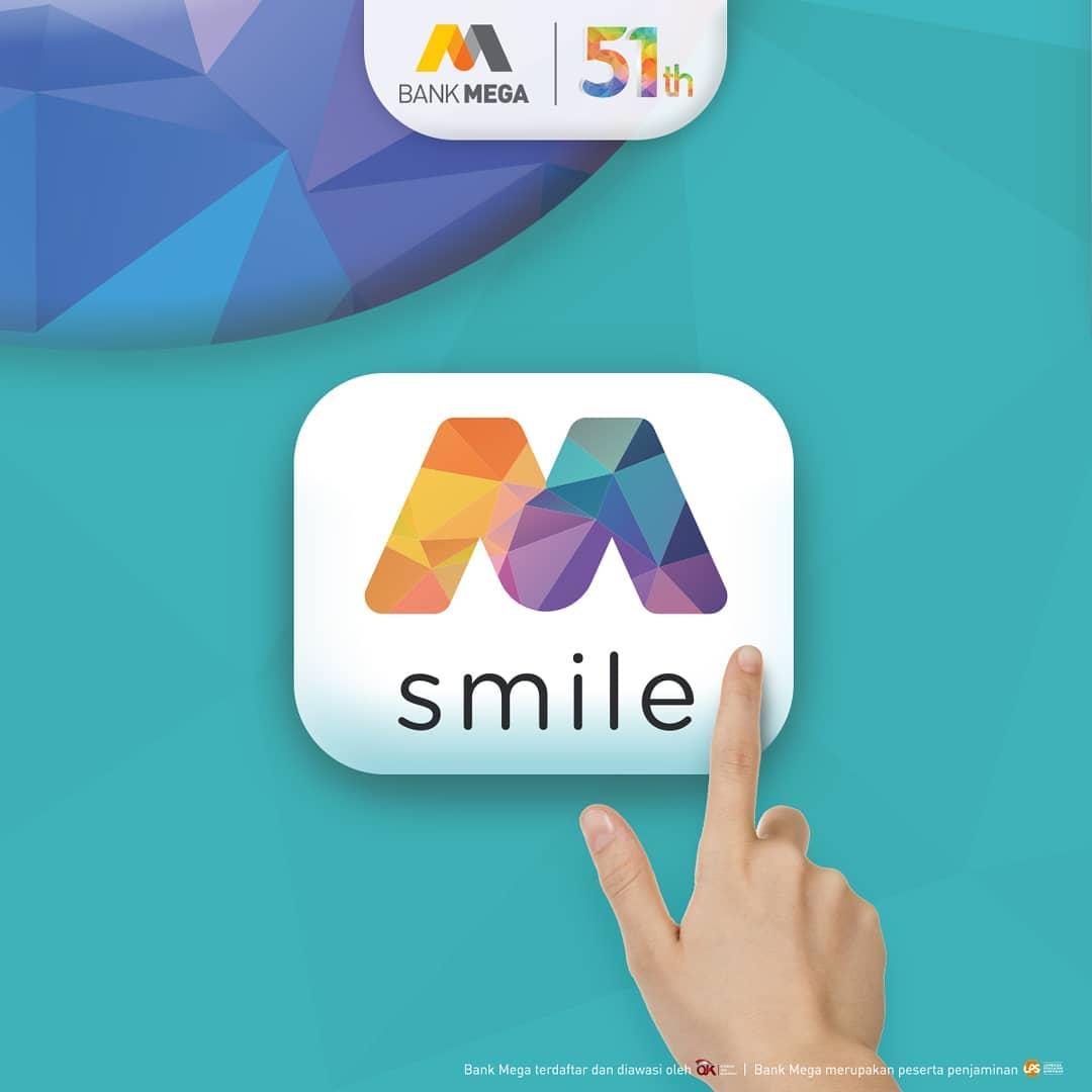 Promo Bank Mega M Smile Aplikasi Beragam Manfaat Promo Produk