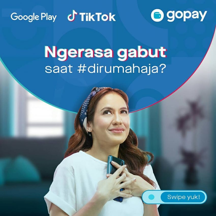 Promo Gopay Tiktok Tickes Voucher Cashback 90 Google Play Promo Produk