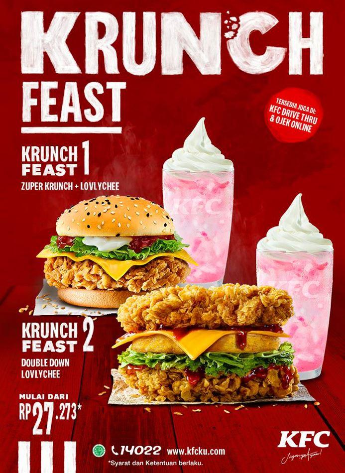 Promo KFC : KFC Krunch Feast Hari Ini 27 April 2020 ...