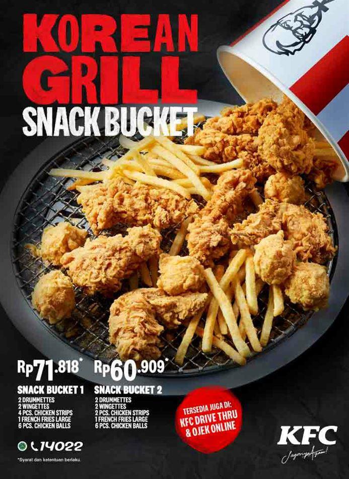 Promo KFC : KFC Korean Grill Hari Ini 27 April 2020 ...