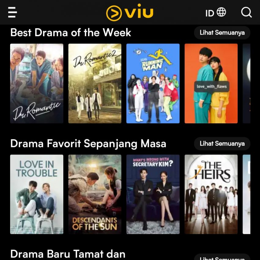 Nonton Streaming Drama Korea When My Love Blooms Sub Indo Di Viu Promo Produk