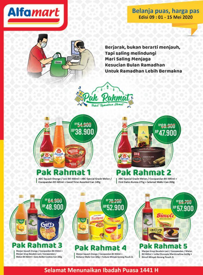 Promo Alfamart Katalog Promo Alfamart Cianjur Hari Ini 8 Mei 2020 Promo Produk
