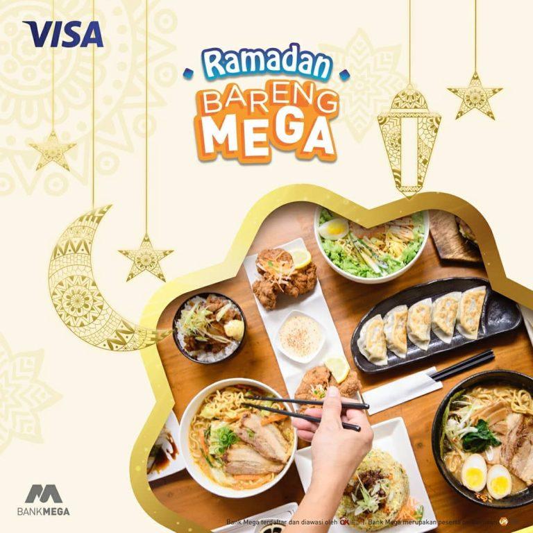 Promo Kartu Kredit Bank Mega Hari Ini - Promo Produk