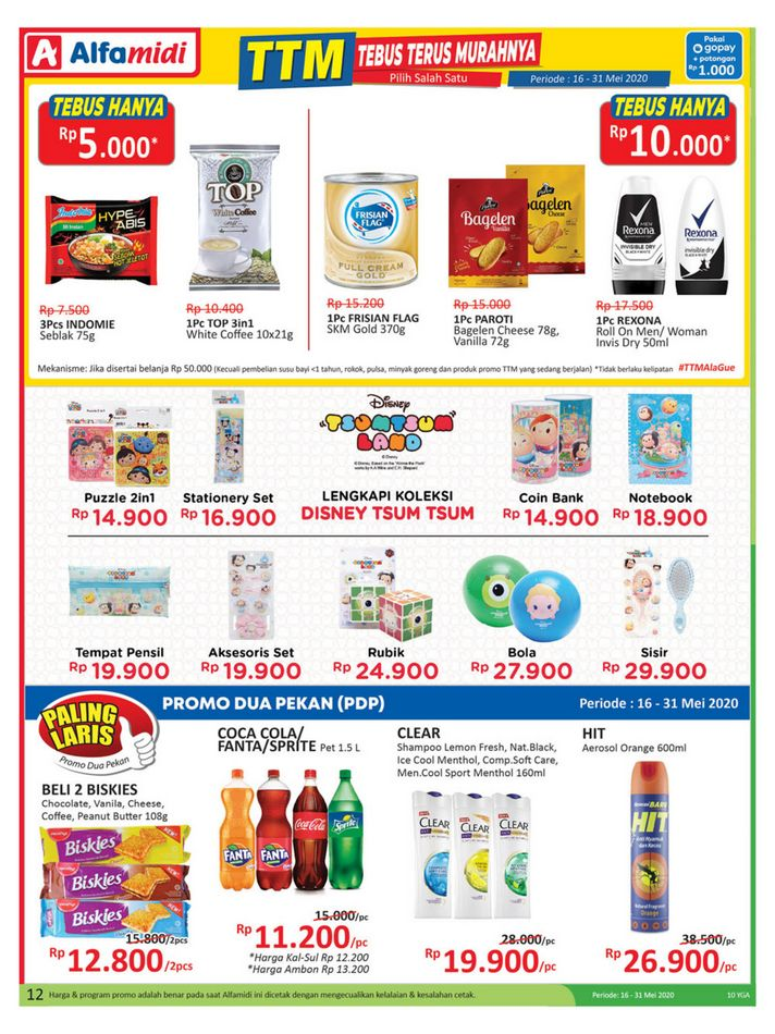 Promo Alfamidi Hari Ini Dan Katalog Terbaru Promo Produk