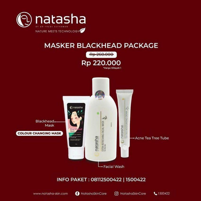Katalog Natasha Skin Care Promotion