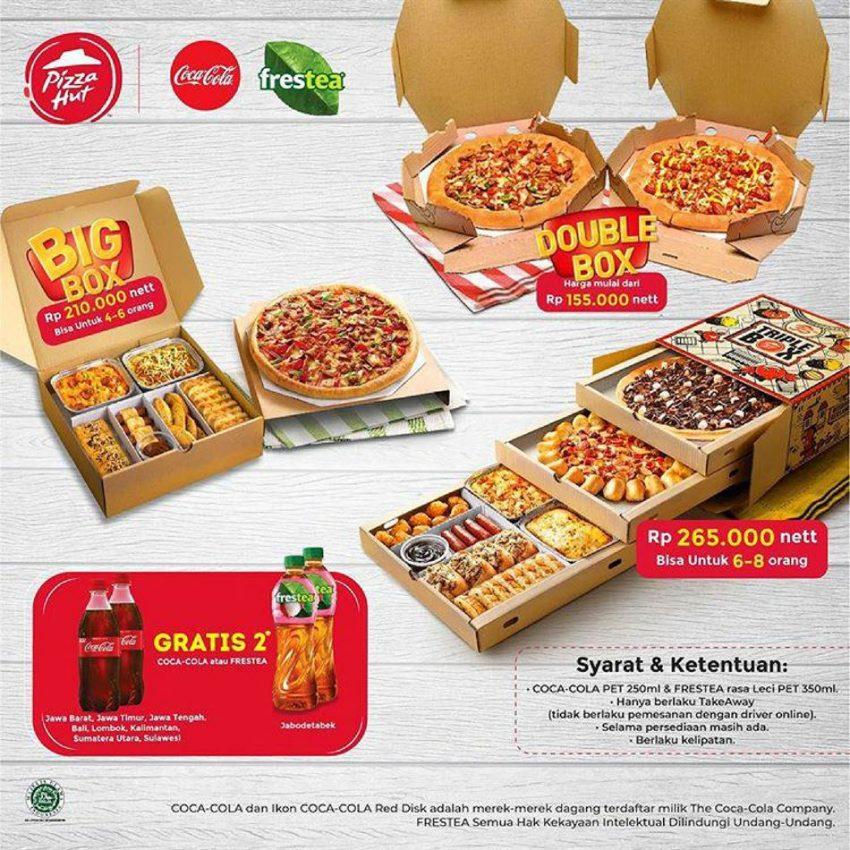 Katalog Pizza Hut Promotion