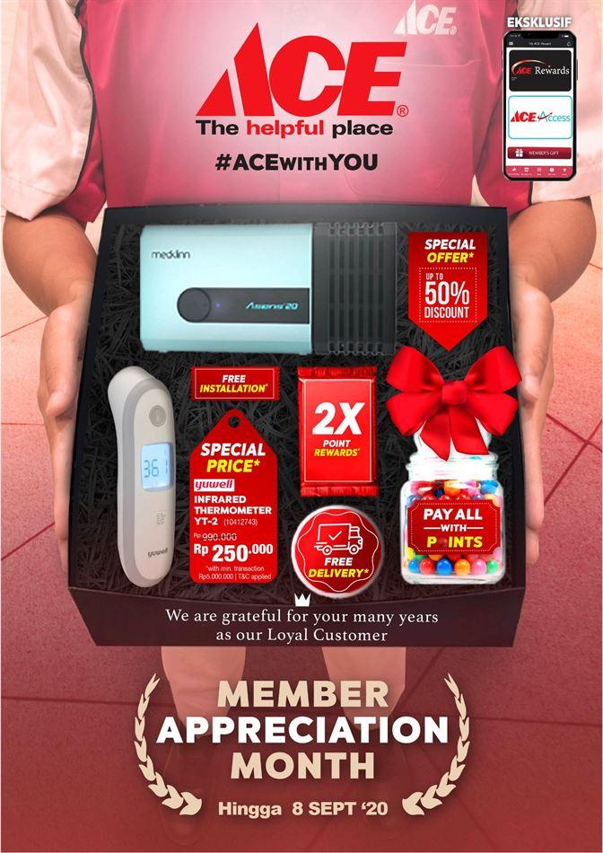 Katalog Promo Ace Hardware 26 Agustus 8 September 2020 Promo Produk