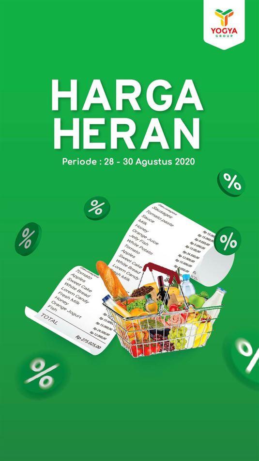 Katalog Toserba Yogya Harga Heran