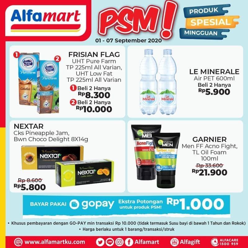 Alfamart Promo Spesial Mingguan (PSM) Katalog Terbaru