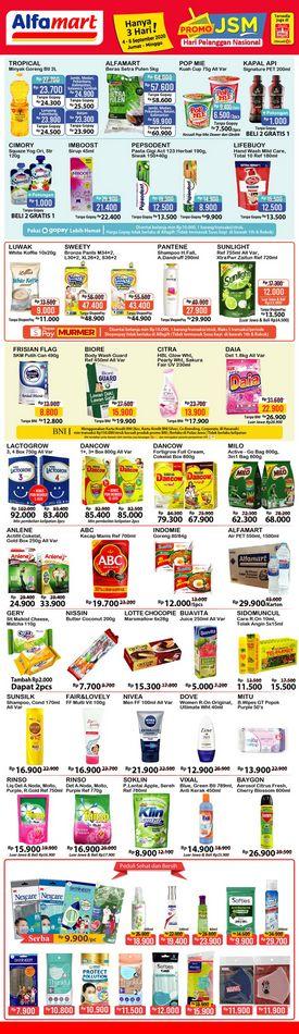 Promo Alfamart Katalog Promo Alfamart Hari Ini 5 September 2020 Promo Produk