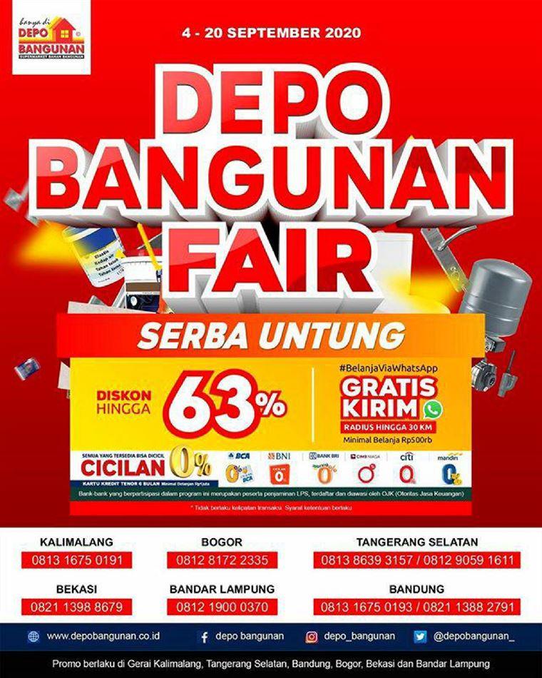 Katalog Depo Bangunan Fair