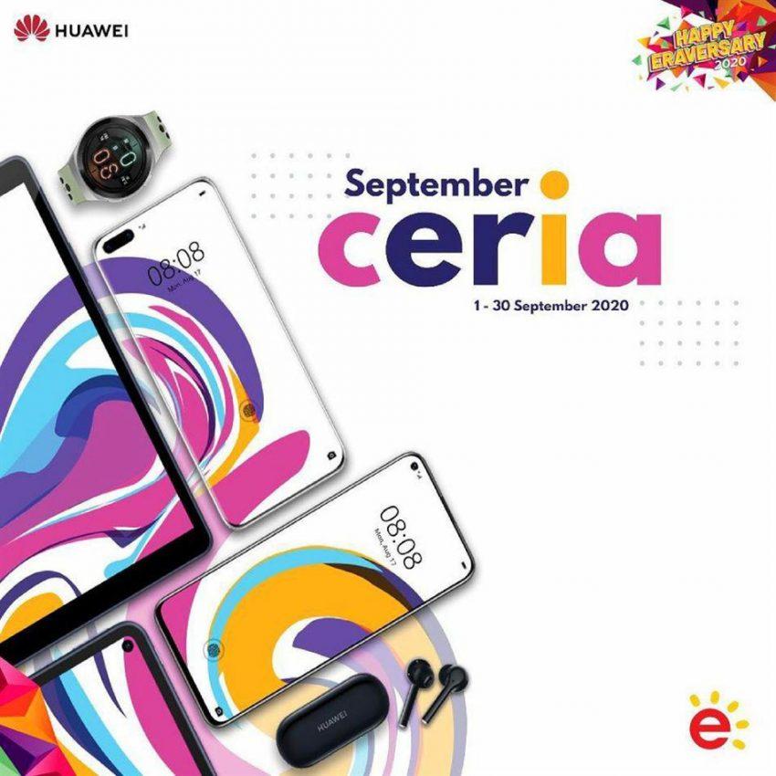 Katalog Eafone September Ceria