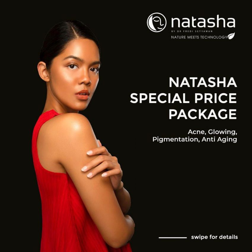 Katalog Natasha Special Price Package