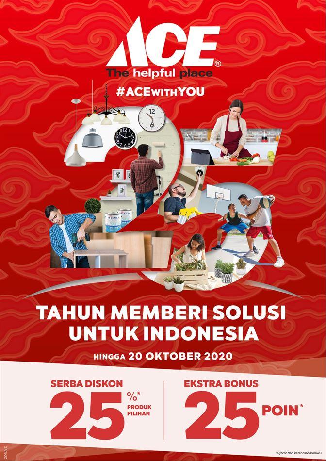 Katalog ACE 25 Years Anniversary I (Z3)