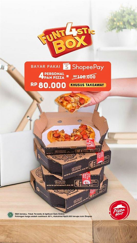 Katalog Pizza Hut Fun Box Baru