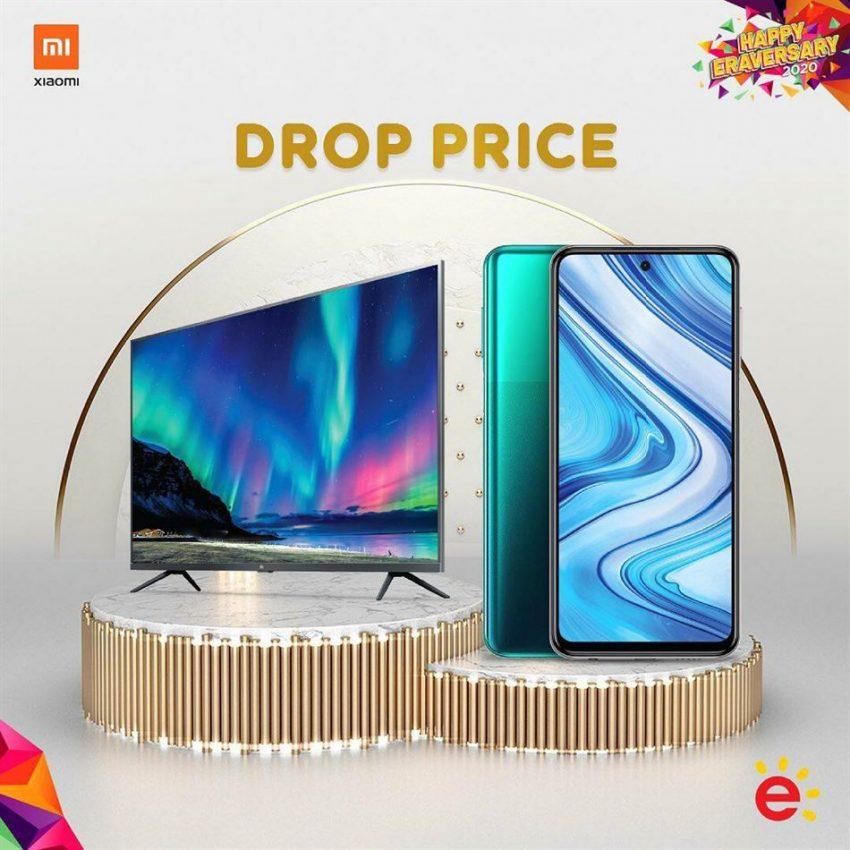 Katalog Erafone Xiaomi Drop Price