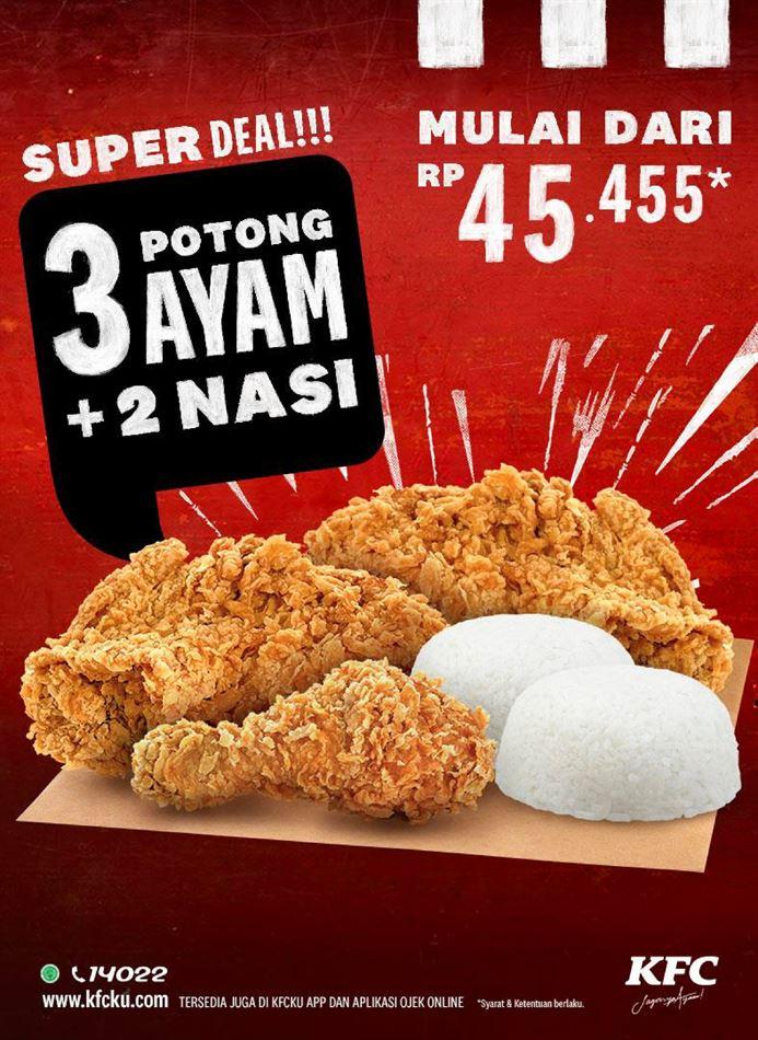 Katalog KFC Super Deal