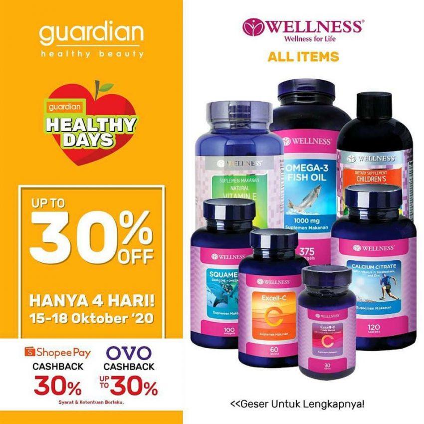 Katalog Guardian Wellness Promotion
