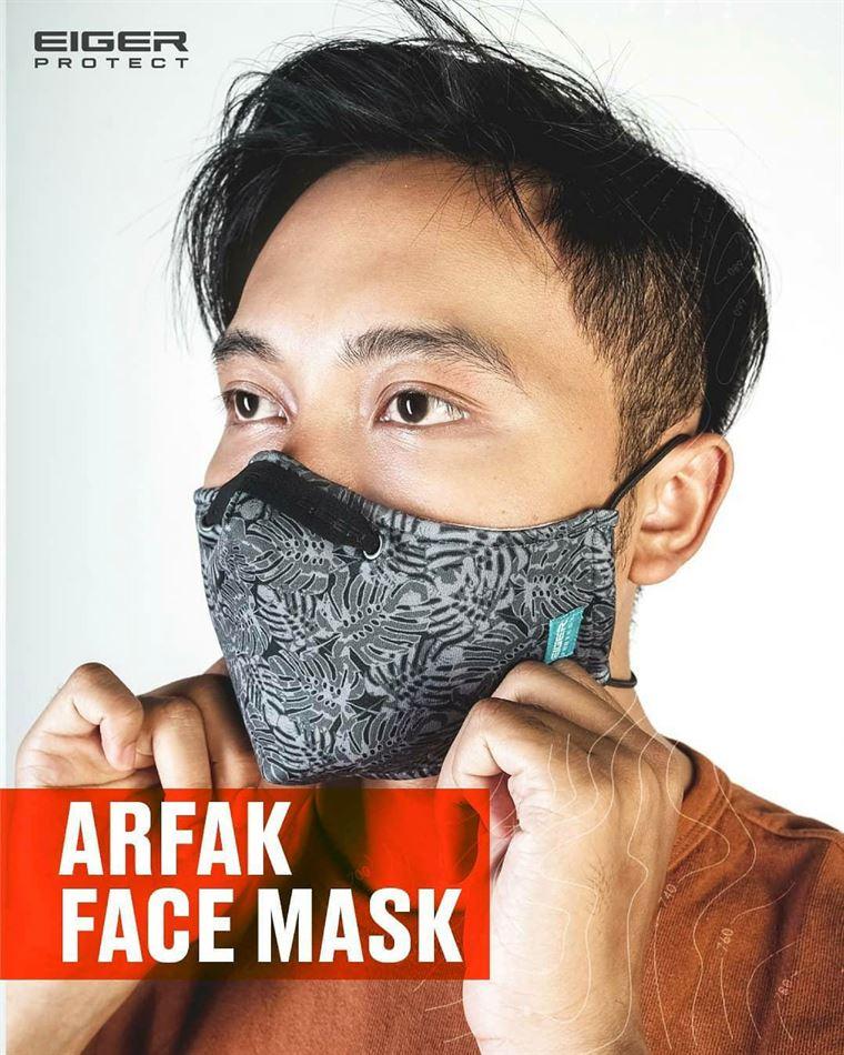 Promo Eiger Eiger Arfak Face Mask 19 Oktober 17 Desember 2020 Promo Produk