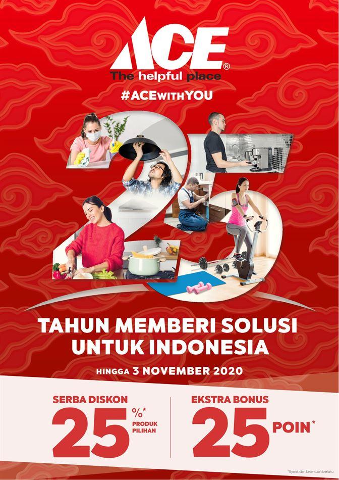 Katalog Promo Ace Hardware 21 Oktober 3 November 2020 Promo Produk