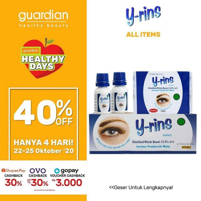 Katalog Guardian Y-rins Promotion