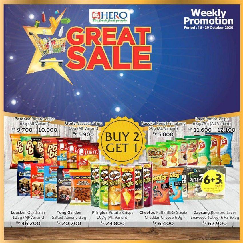 Katalog Hero Supermarket Great Sale
